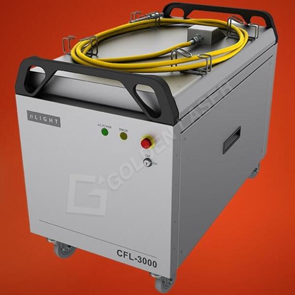 The Advantages Of nLight Fiber Laser Source
