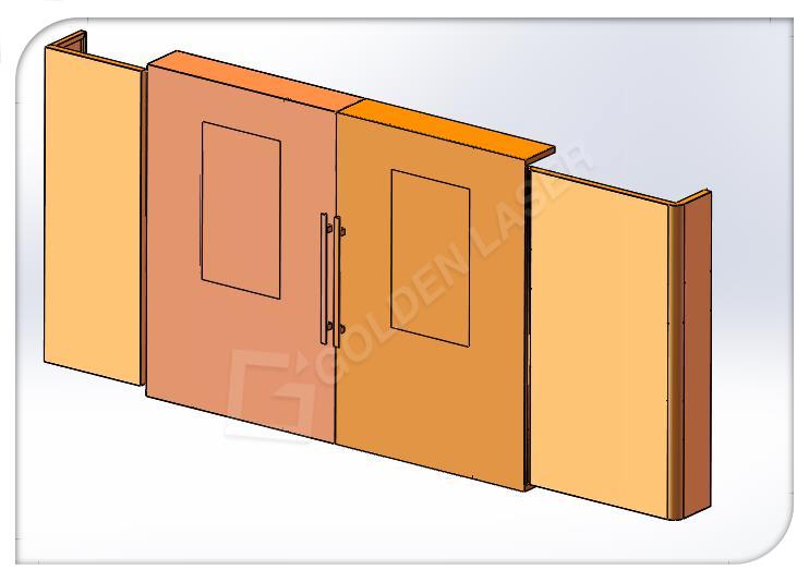 GF-1510 Slider Door