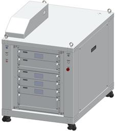 full cover fiber laser cutting machine