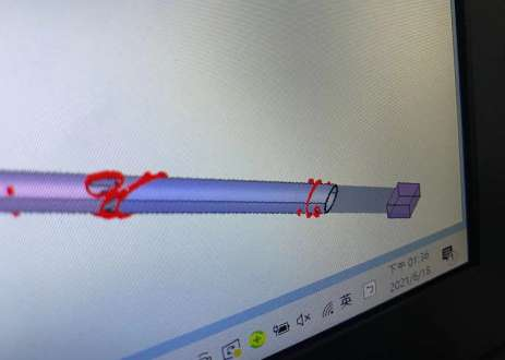 0 tailer tube laser cutting