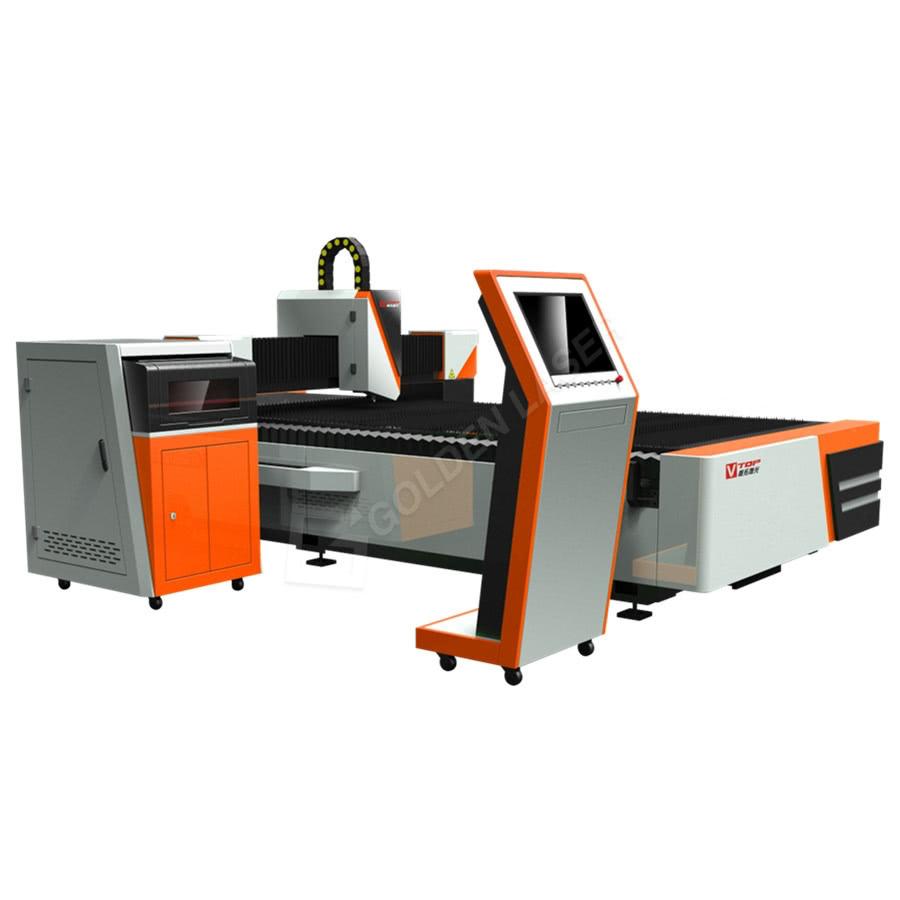 PriceList for Slitting Line For Steel - 1500W 2500W IPG / Nilght CNC Fiber Laser Sheet Cutting Machine For Metal Door Craft – Vtop Fiber Laser
