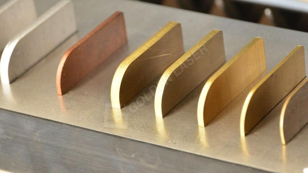 brass sheet laser cutting machine