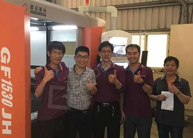 GF-1530JH In Taiwan, China