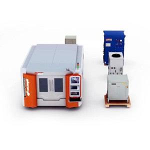 6000w 8000w Fiber Laser Sheet Cutting Machine