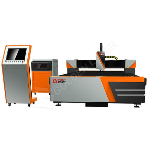 1000W Open Type Fiber Laser Metal Cutting Machine