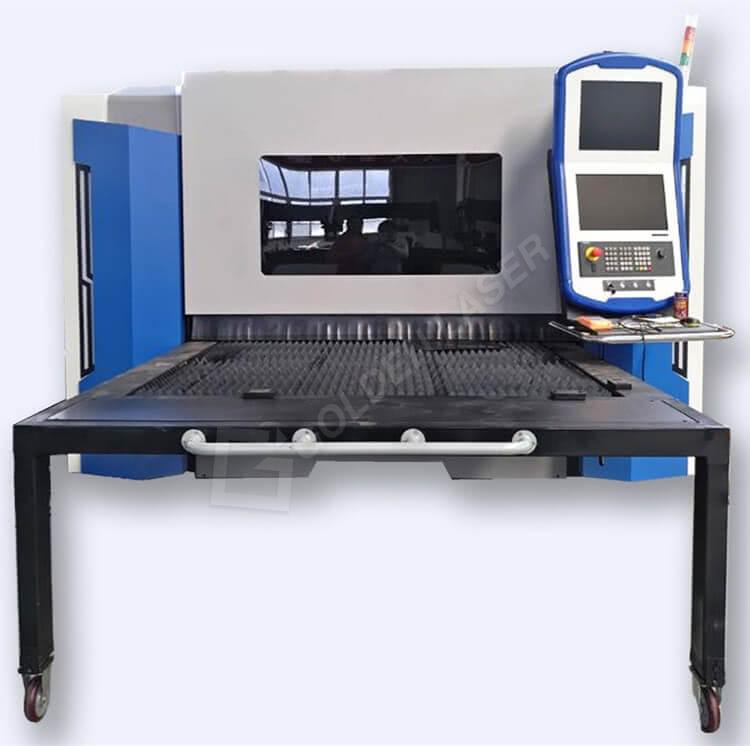 1616 fiber laser sheet cutter