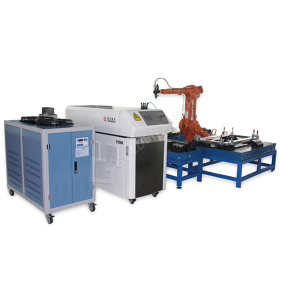 Lowest Price for Pipe Cutting Machine Video - 3D Robotic Arm Laser Welding Machine – Vtop Fiber Laser