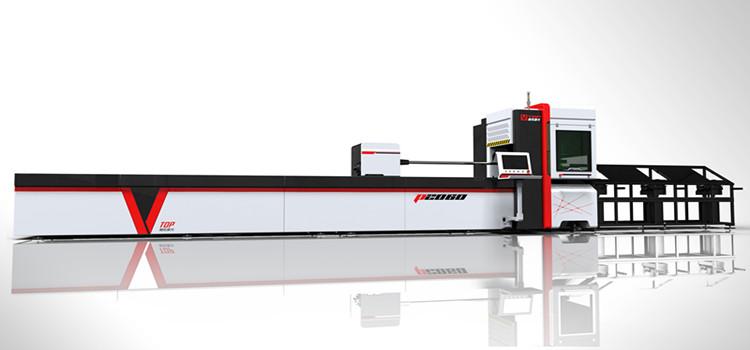 Factory made hot-sale Auto Parts 3d Box Cutting - Smart fiber laser tube cutting machine – Vtop Fiber Laser