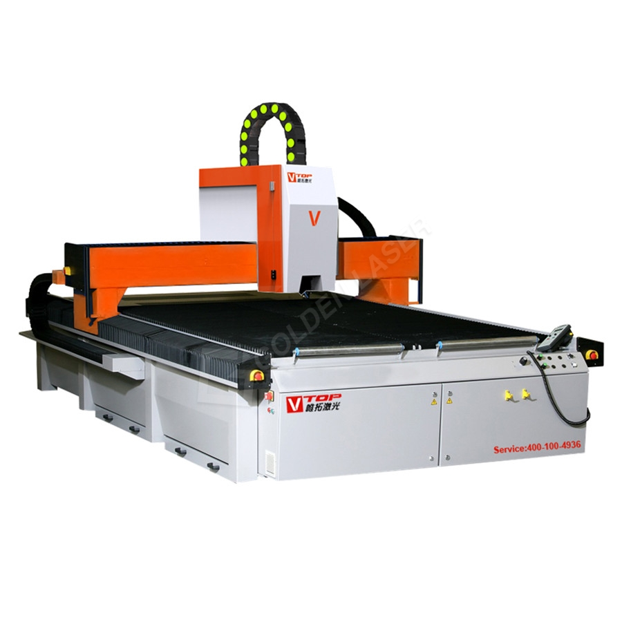 Co2 Laser Cutting Machine for MDF Board / Acrylic / Stainless Steel /CS / Aluminum
