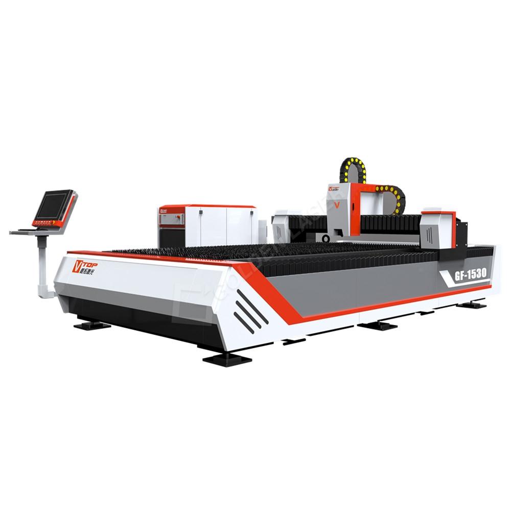 Super Lowest Price Liaocheng Jingke Laser Equipment - IPG/nLIGHT CNC Fiber Laser Cutting Machine For Sheet Metal Price – Vtop Fiber Laser