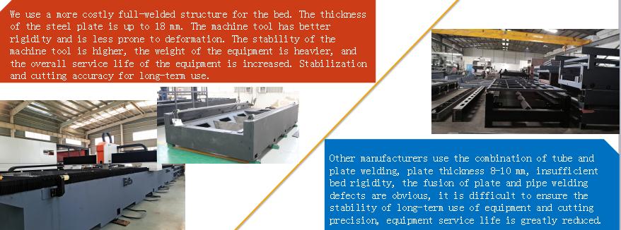 2040 sheet fiber laser cutting machine