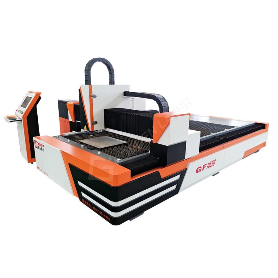 Original Factory Hydraulic Pipe Cutter - 1530 2040 Fiber Laser Cutting Machine For Metal Door Flower Cutting – Vtop Fiber Laser