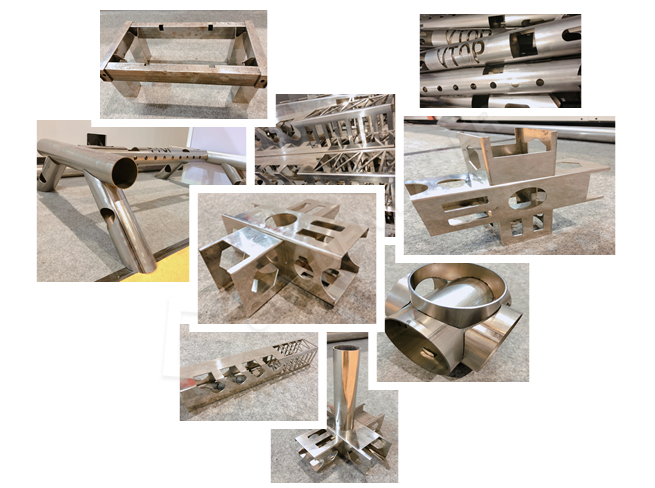 cnc pipe laser cutting machine