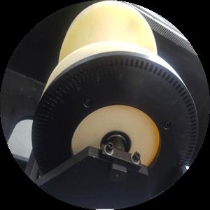 300 diameter tube supporter