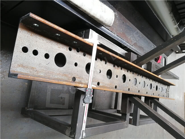 3000w pipe laser cutting machine