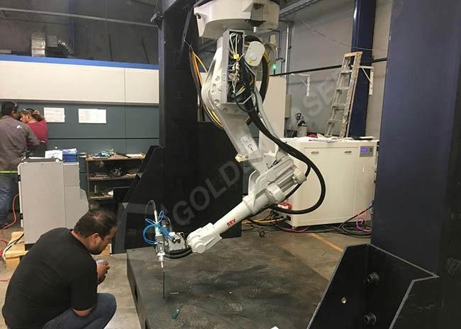 Robotic Arm In Mexico