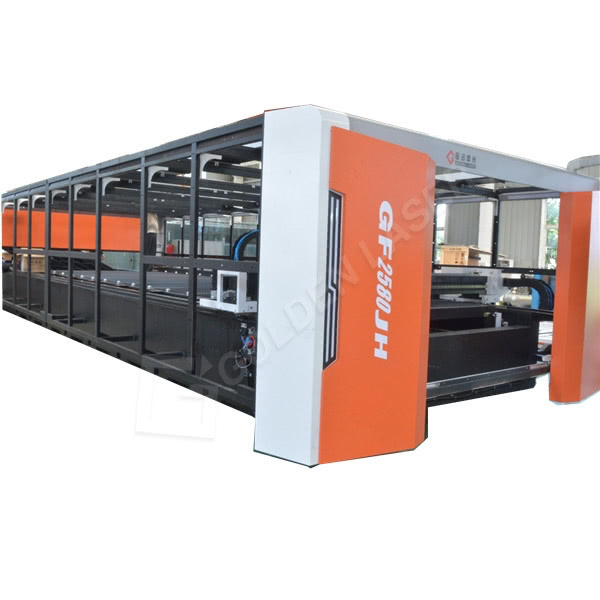 Full Enclosed Fiber Laser Cutter Creates Value Safely