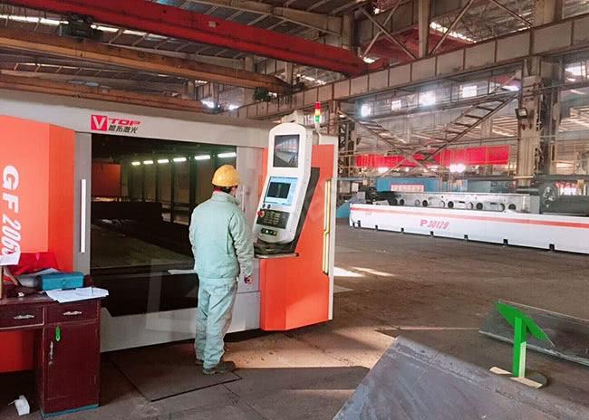 GF-1530JH In Tianjin, China