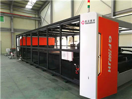 6000w laser sheet cutter