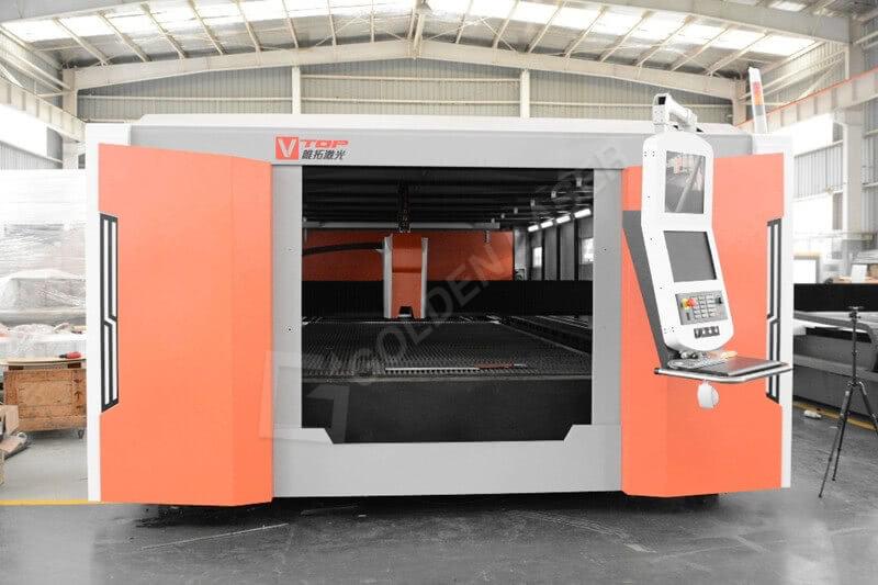 6000w sheet laser cutting machine