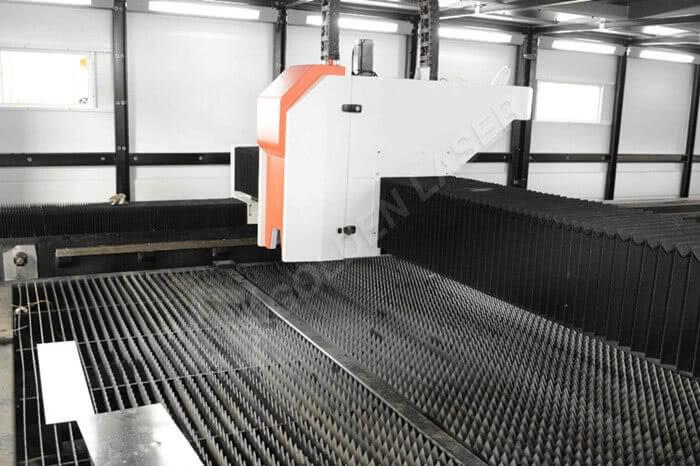 6KW fiber laser