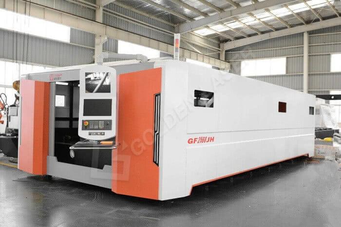 6KW sheet laser cutter