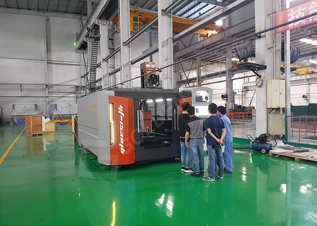 GF-1530JH In Shanghai China