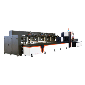 Hot sales P2060A Fiber Laser Metal Cutting Machine For Round,Square Tube / Pipe