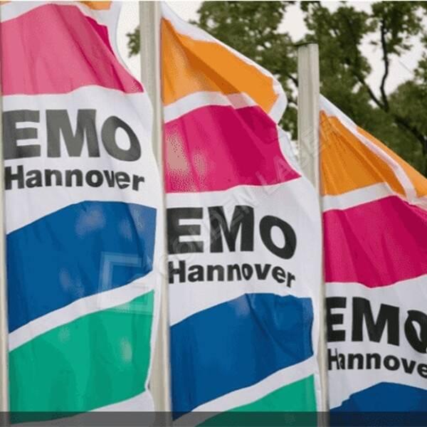 โกลเด้นเลเซอร์และ EMO 2019 ฮันโนเวอร์