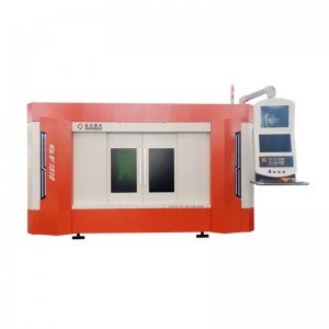 1000w Serat Laser Cutting Machine Kanggo Metal GF-1510