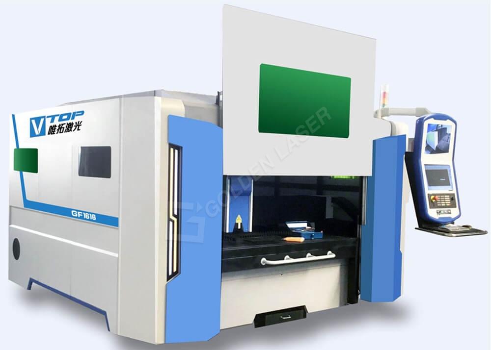 GF-1616 fiber laser sheet cutter