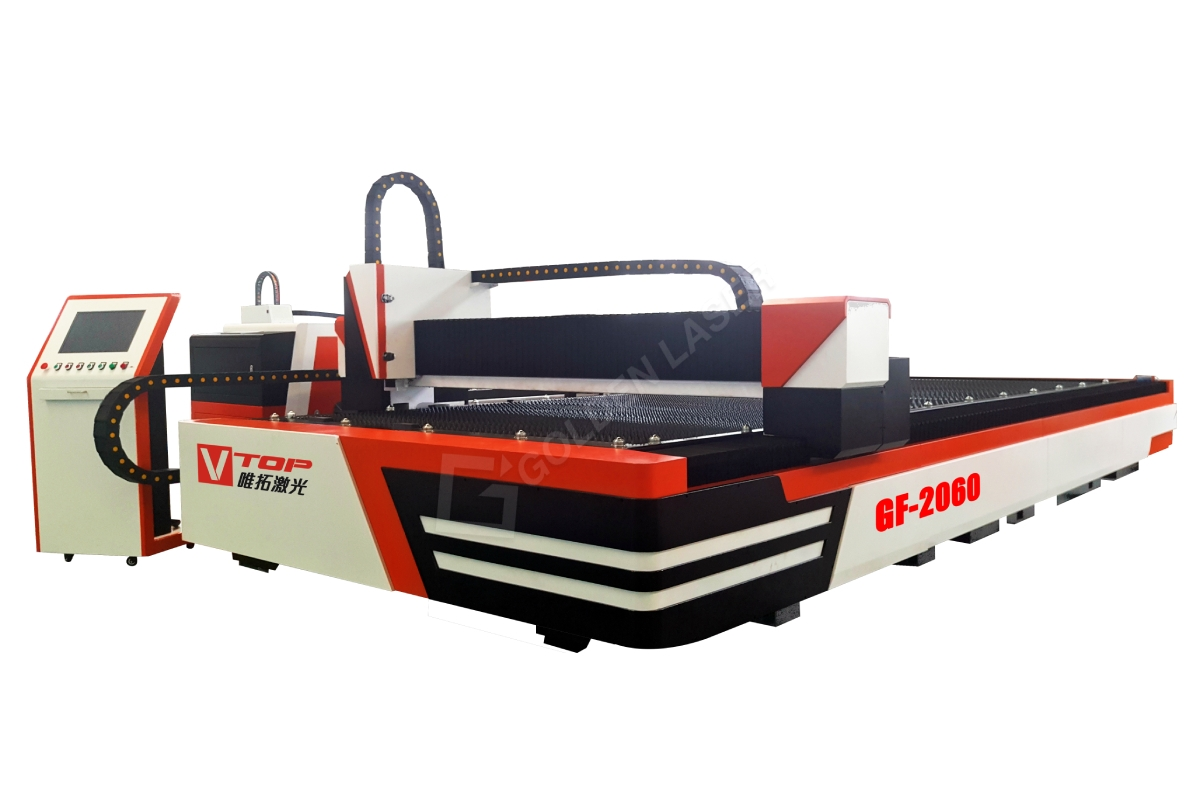1500W Fiber Laser Cutting Machine For Metal Door Craft