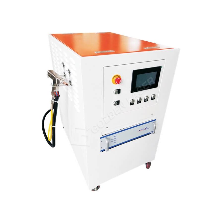 Handheld Laser Machine Saldim