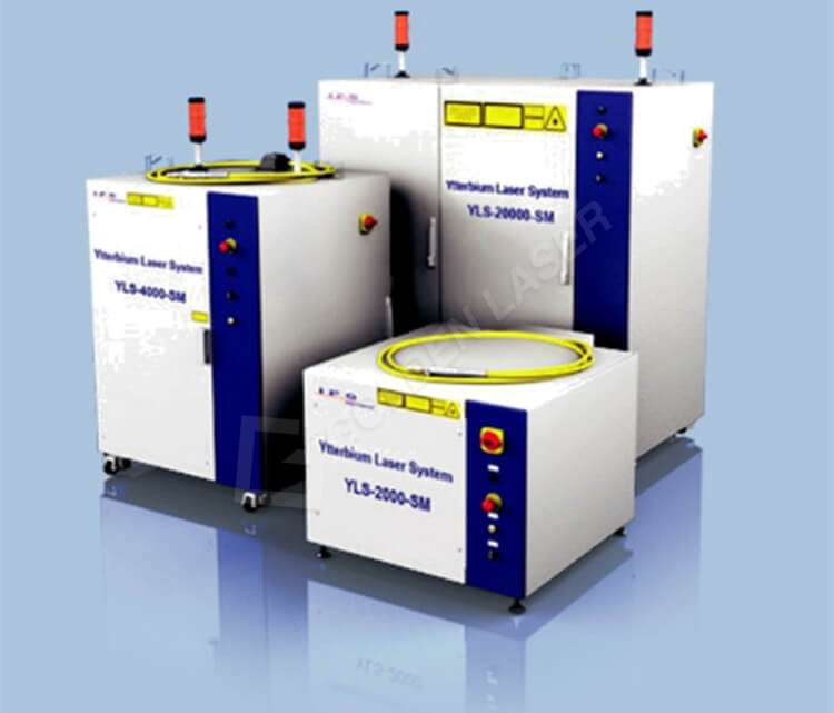IPG laser source