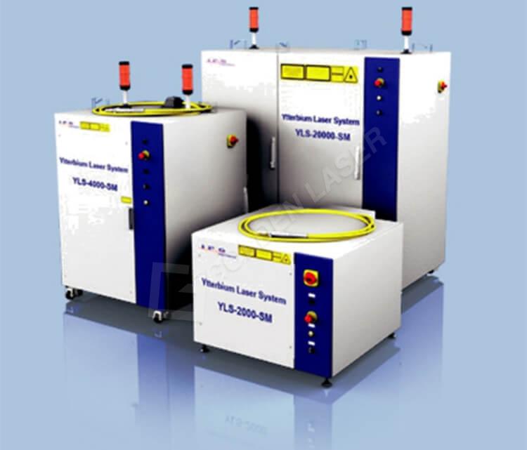 generador de láser IPG