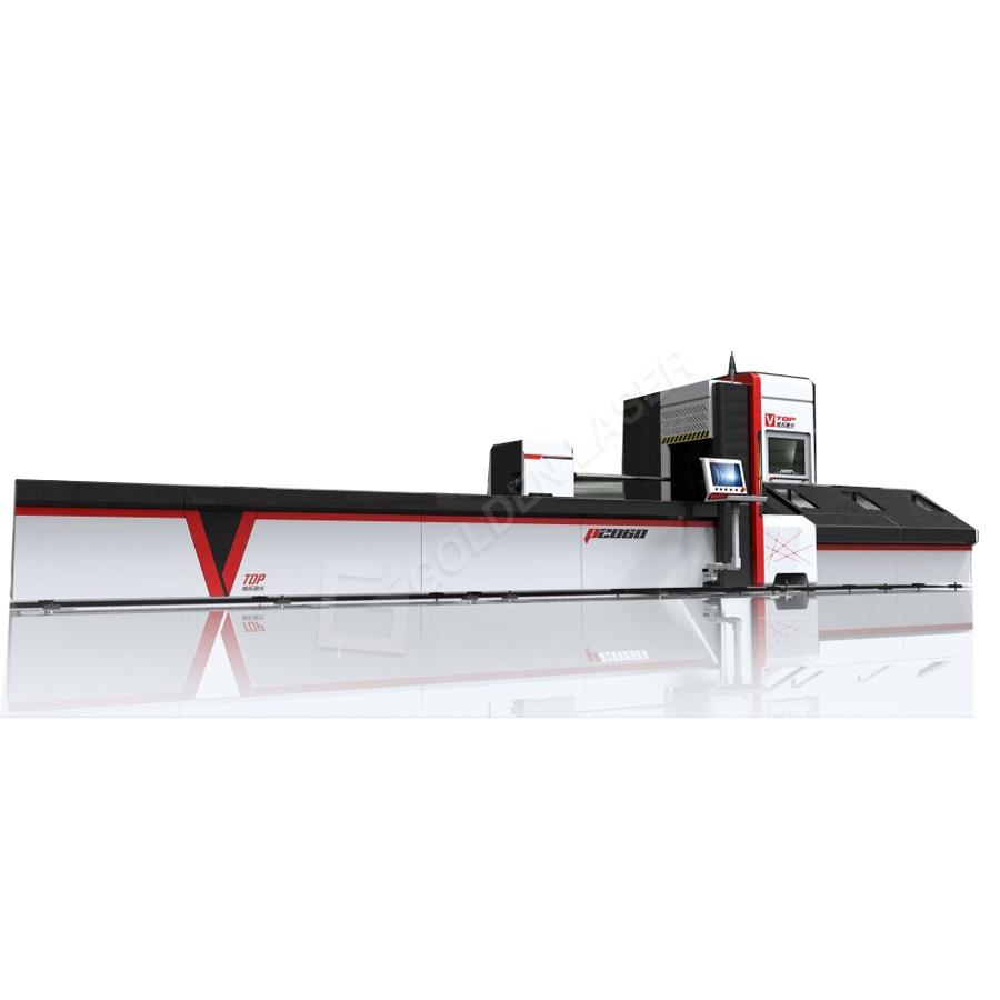 Standard Pipe Laser Cutting Machine P1660B