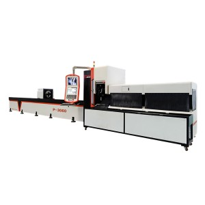 1000w 2000w 2500w 3000w Cnc Fiber Laser Pipe Cutting Machine