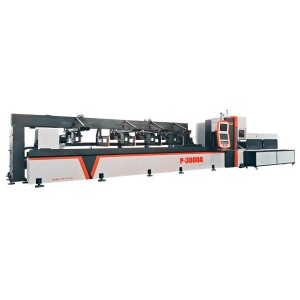 Laser Tube & Pipe Cutting Machine With Full Automation P3080A