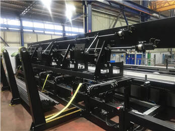 P3080A loading system for tube cutting in Poland 02