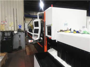 fiber laser cutting machine P3080A in Poland 03