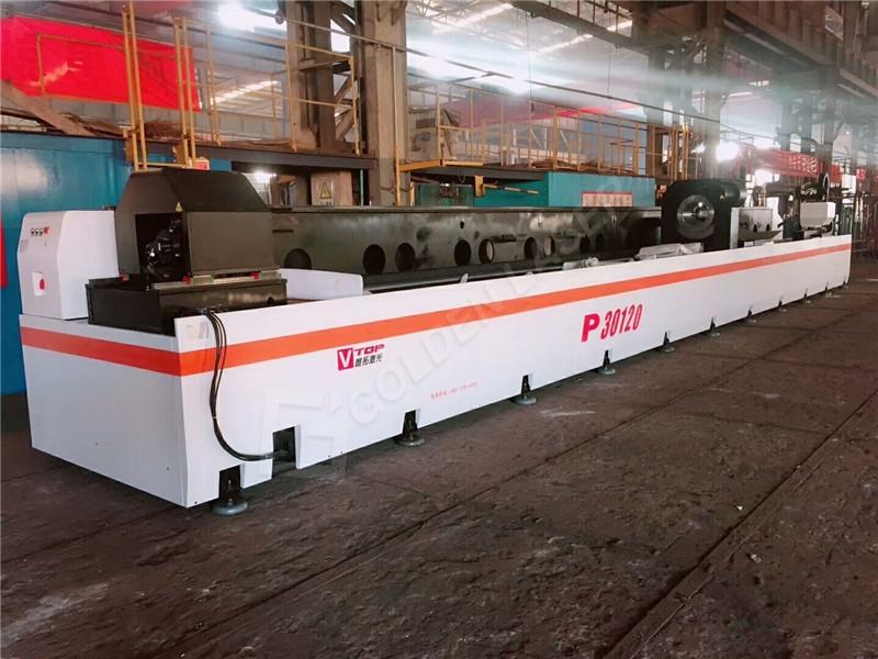 30,12 tisuća laserskog rezanja cijevi stroja