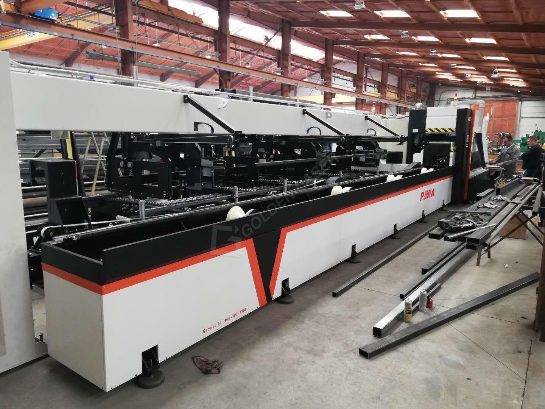 vlakna laserski uređaj za metalne cijevi