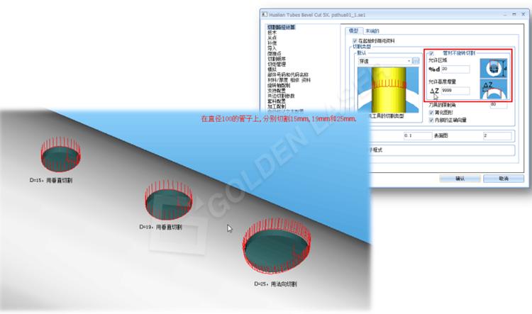 metal tube laser cutter price