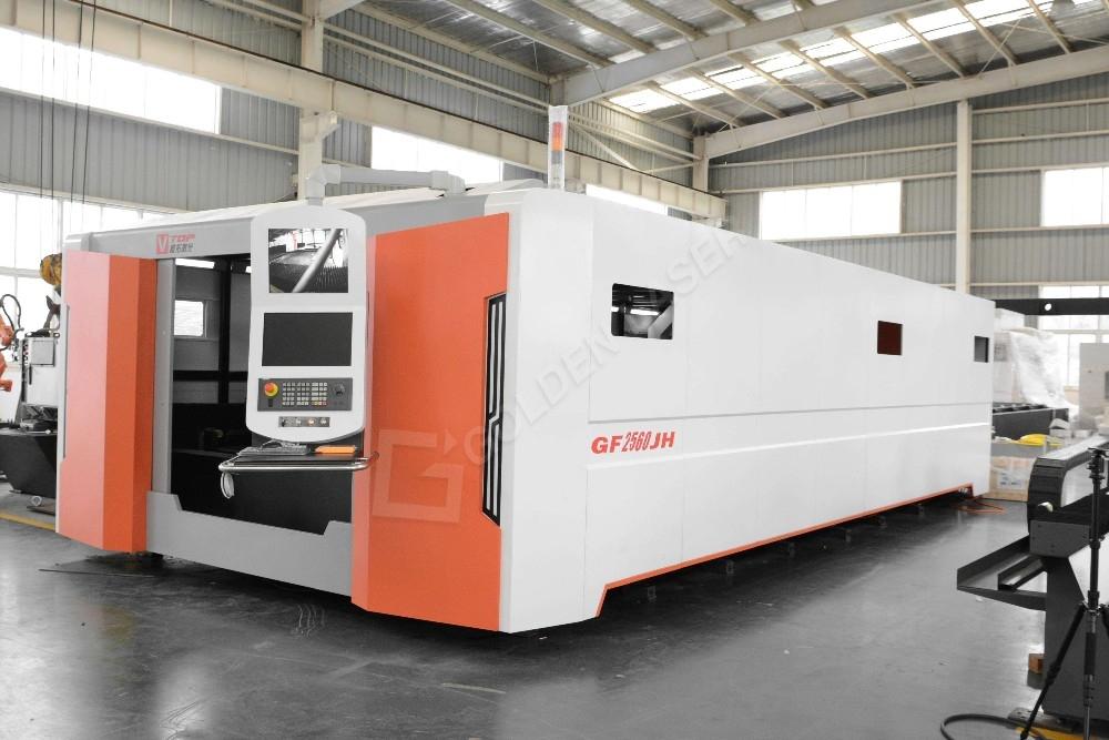 stainless steel sheet laser cutting machine