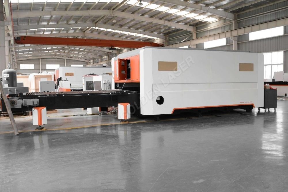 fiber laser sheet cutter