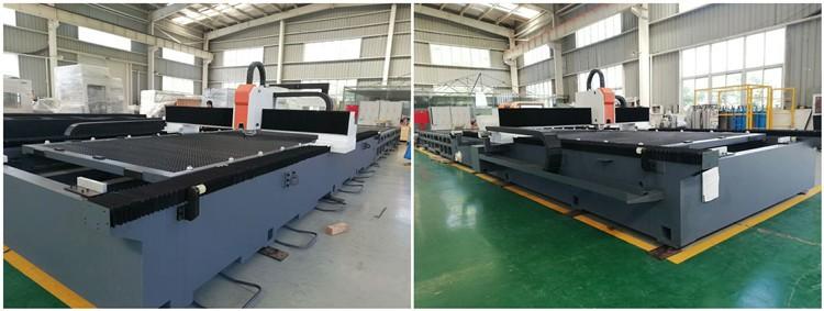 fiber laser cutting machine 4000w