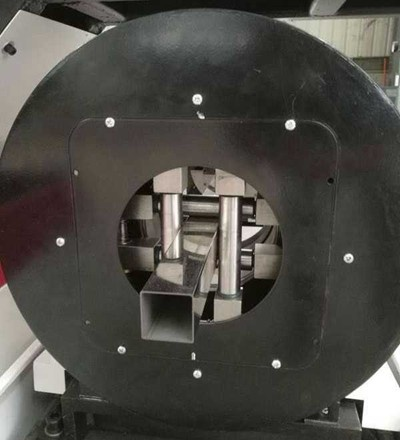 स्वचालित-चक के लिए ट्यूब-क्लैंपिंग-GFT