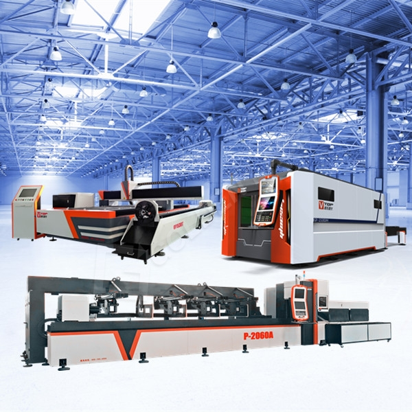 Why Choose Golden Vtop Fiber Laser Sheet and Tube Cutting Machine