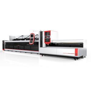 1500w 2500w completamente automatico Bundle Loader fibra laser tubo della lama