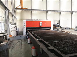 carbon steel laser cutting